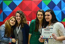 Wikimedia Commons/wiki_academy_kosovo_2013_award_ceremony_09.jpg/by Arild Vagen (own work)/CC-BY-SA-3.0